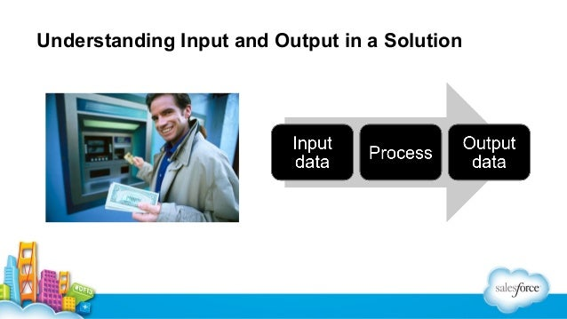 What do I mean by 'Data Input' • Clicks and Scrolls and Fields, oh my! • Sometimes creating a solution will be more work t...