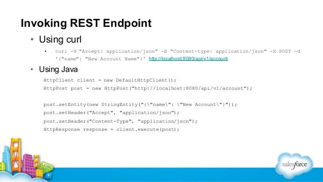 Exposing Salesforce REST Services Using Swagger