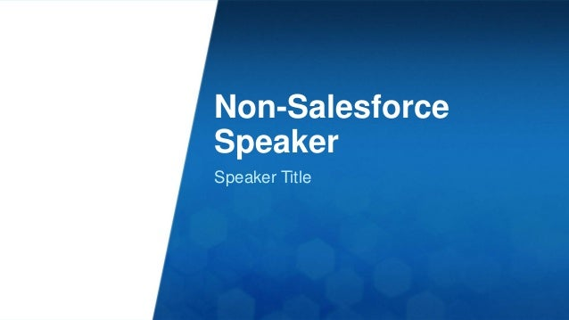 """Certification Logos for """"Speaker Intro Slides""""  For salesforce.com  use only  Guides for logo placement"""