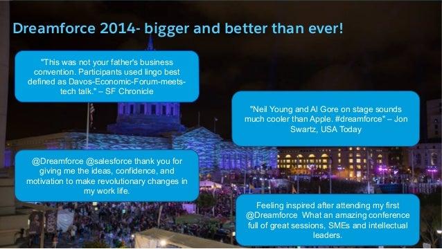 Get Ready for Dreamforce 2015 Slide 2