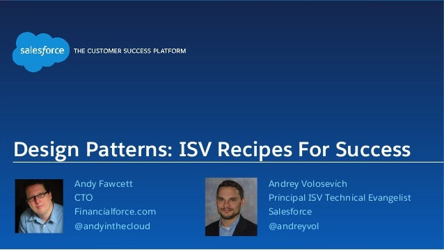 how to become a salesforce isv partner