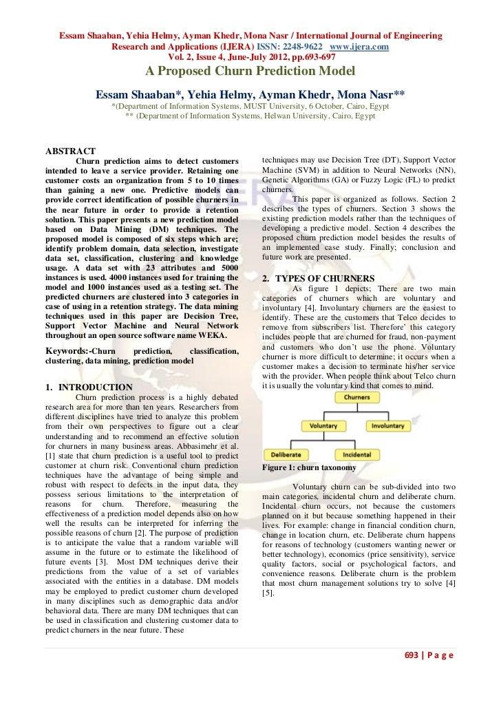 Essam Shaaban, Yehia Helmy, Ayman Khedr, Mona Nasr / International Journal of Engineering               Research and Appli...