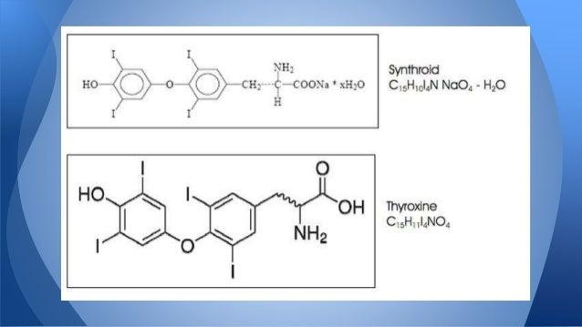 Bio 463 Synthroid Group Presenation