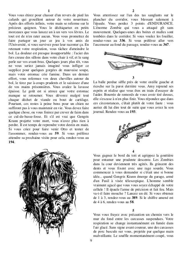 df65 massacre la tron onneuse de zombies livingstone. Black Bedroom Furniture Sets. Home Design Ideas