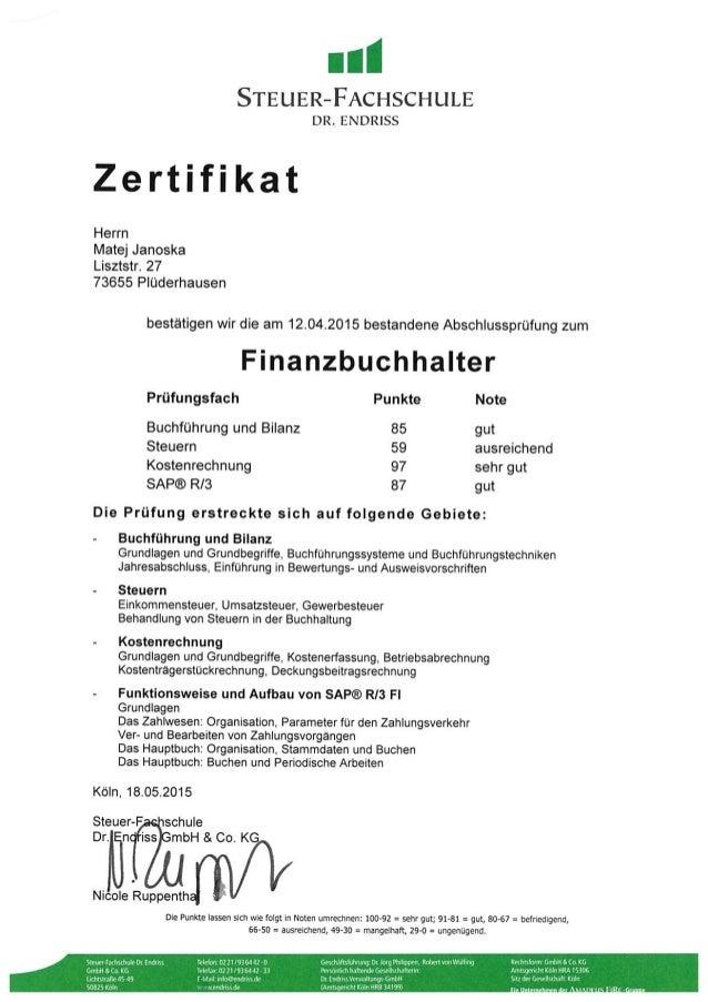 endriss finanzbuchhalter
