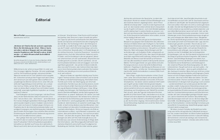B2B Online-Monitor 2012 / Editorial                                                                                       ...