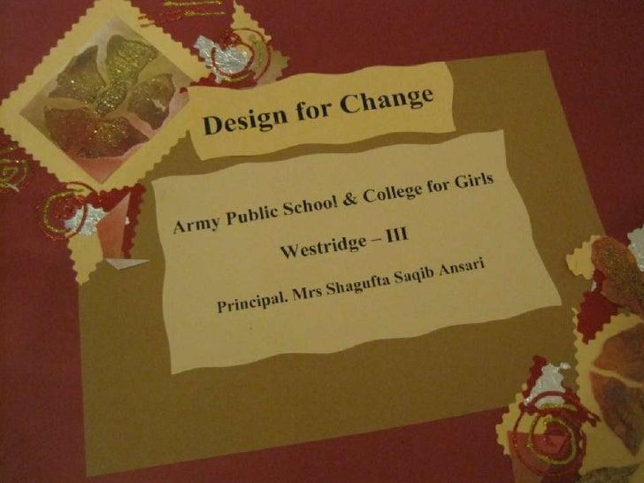 Army Public School, Westridge, Rawalpindi
