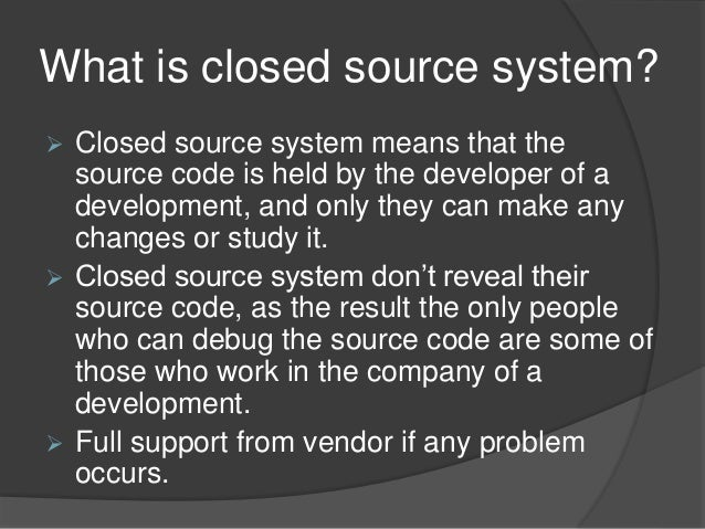 open and closed source and what Non-judgmental guidance on choosing a license for your open source project.