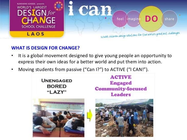 Design For Change Laos 2012 Slide 2