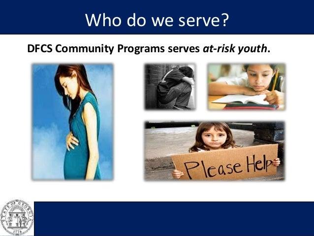 GA DFCS Community Programs Unit
