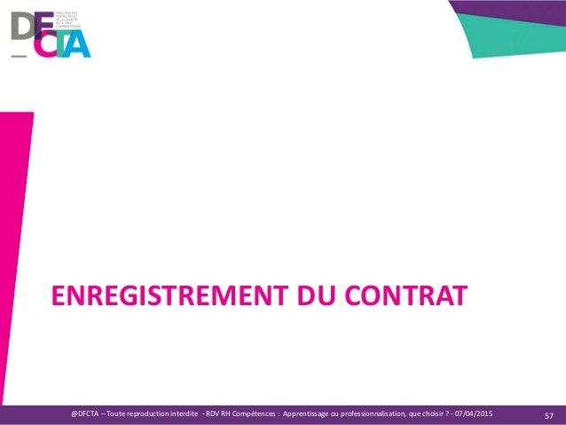 Apprentissage ou professionnalisation que choisir for Chambre consulaire apprentissage