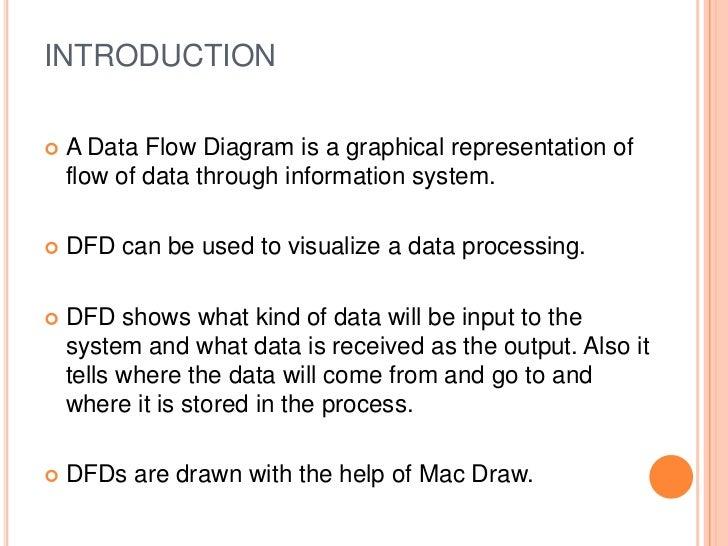 Data Flow Diagrams Slide 2