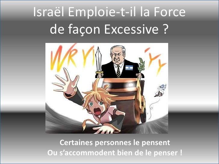 Défendre l'honneur d'israël Slide 2