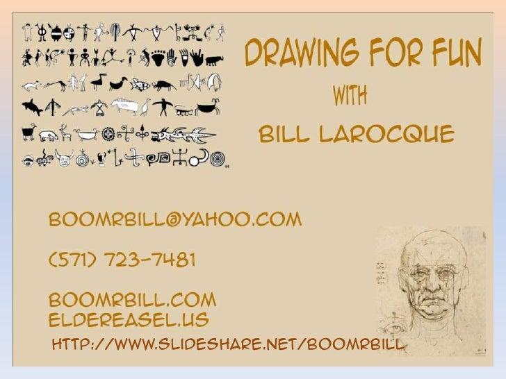 http://www.slideshare.net/boomrbill<br />
