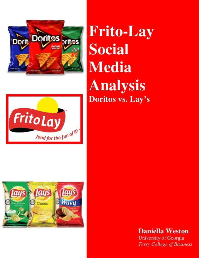 frito lays disadvantage Frito lay organisational structure operations management essay sample pages: 11 word count: 2,845 rewriting possibility: 99% (excellent) category: environment.