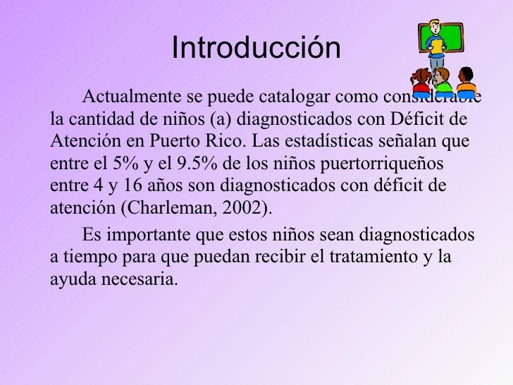 DéFicit De AtencióN Slide 2