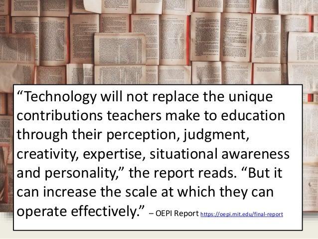 Digital Fluency Faculty Workshop - Future of Education  Slide 3