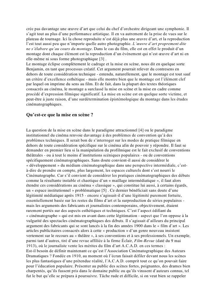 DéFinir Le Langage CinéMatographique Slide 2