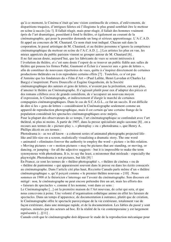 DéFinir Le Langage CinéMatographique Slide 3