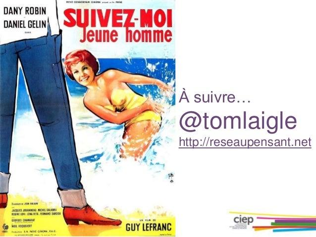 Pour en savoir plus www.ciep.fr C IEP sur Facebook Nous contacter www.ciep.fr/contact/ Nous rencontrer 1, avenue Léon-Jour...
