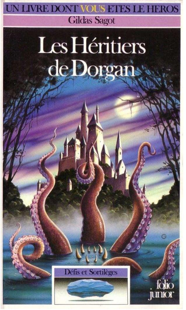 Gildas Sagot Les Héritiers de Dorgan Défis et Sortilège / 5 Illustrations de Philippe Mignon Gallimard