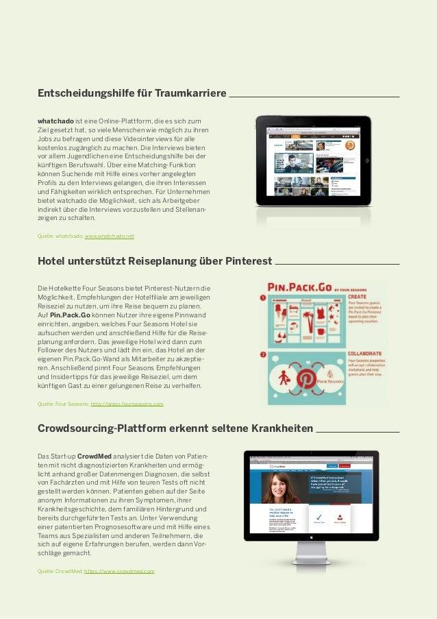 Entscheidungshilfe für Traumkarriere whatchado ist eine Online-Plattform, die es sich zum Ziel gesetzt hat, so viele Mensc...