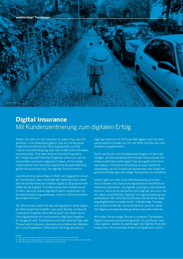 Quelle: http://salon.io/isa  Digital Insurance  Mit Kundenzentrierung zum digitalen Erfolg  Stellen Sie sich vor, Sie müss...