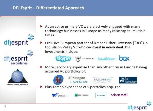 buy cheap popular stores biggest discount DFJ Esprit Presentation MTF 11.10.2012