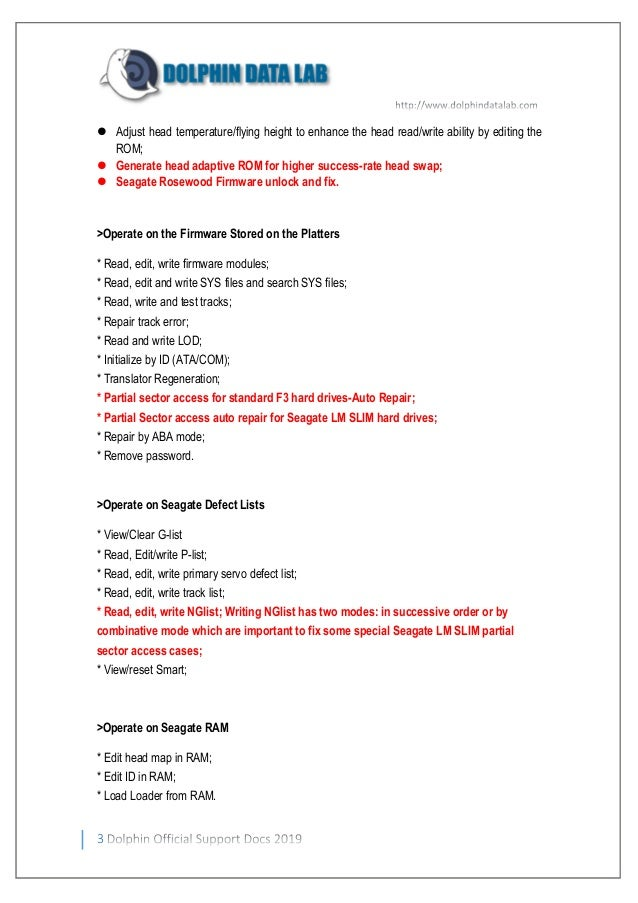 Seagate F3 Tools Full Version