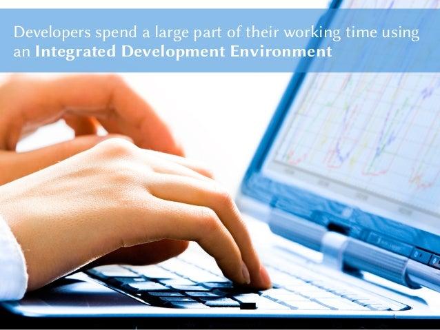 Visualizing the Workflow of Developers [VISSOFT2013] Slide 2