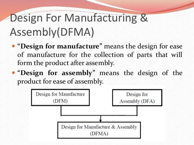 dfma case study ppt