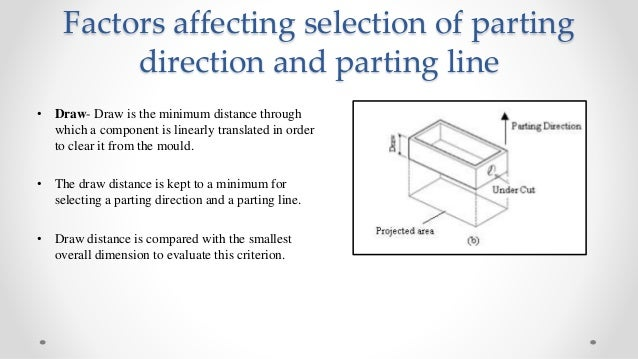 parting line in casting pdf