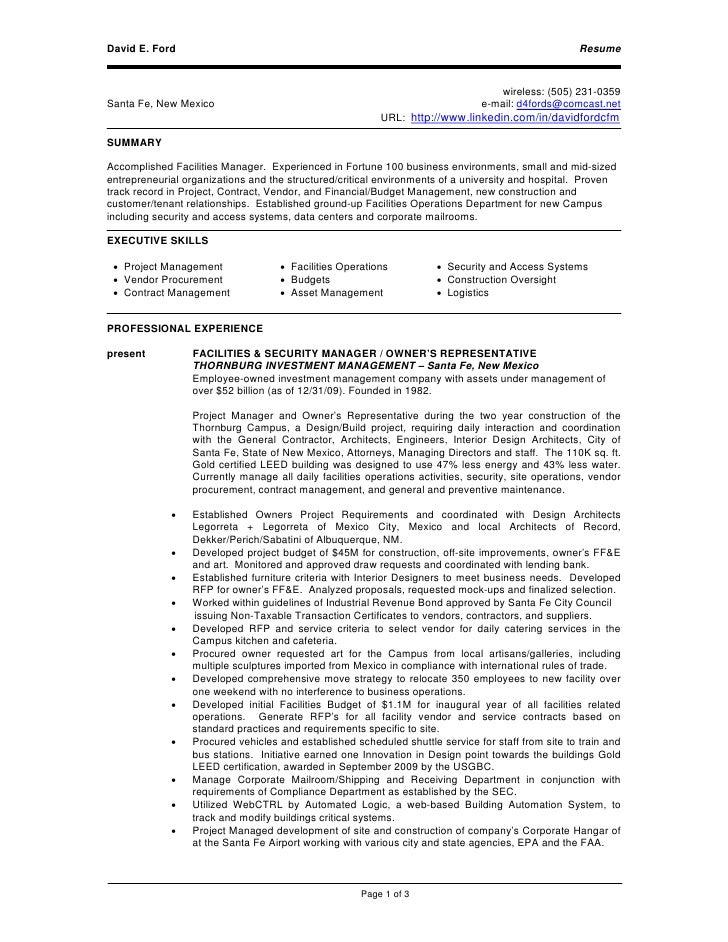 Attractive Hoa Management Lebenslauf Composition - FORTSETZUNG ...