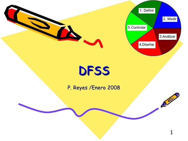 DFSS P. Reyes /Enero 2008