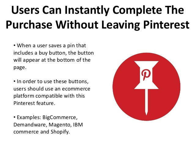 how to add buyable pin on shopify for pineterst