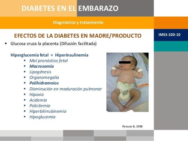 GPC IMSS-320-10 Diabetes en el Embarazo
