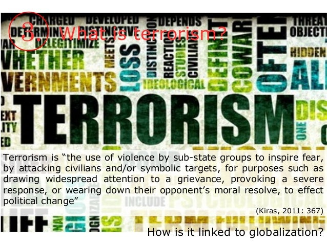 an outline of the causes of terrorism and the effects of media on terrorism The sociology and psychology of terrorism: who becomes a terrorist and why a report prepared under an interagency agreement  copy and electronic media.
