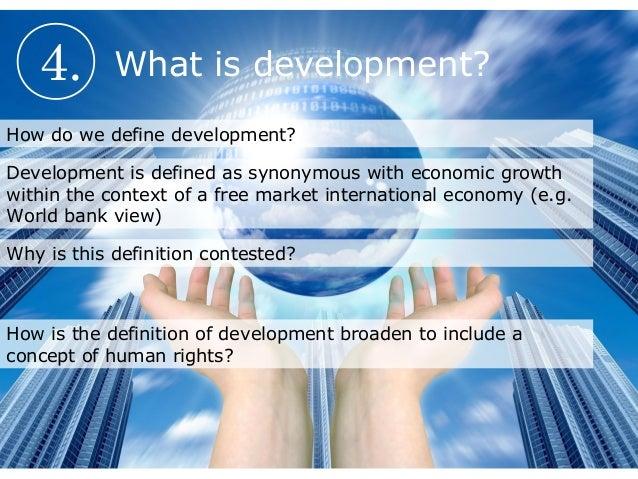 Development related issues in mumbai