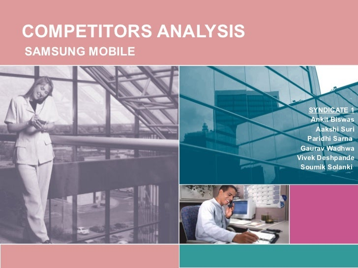 Project topic a comparative study of marketing strategies of nokia and samsung