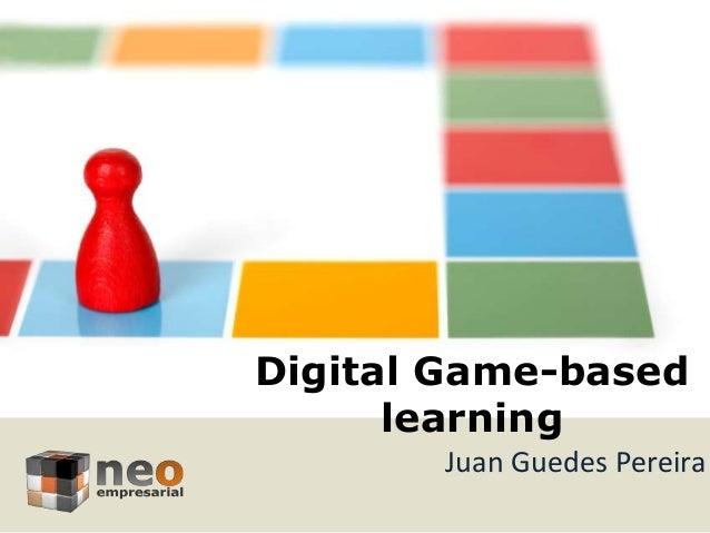 Juan Guedes Pereira Digital Game-based learning