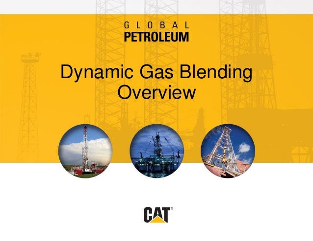 Dynamic Gas Blending Overview