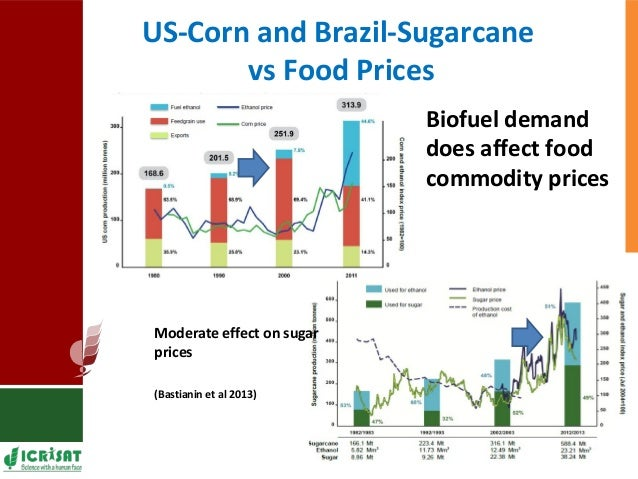 Food Prices Biofuels And Climate Change