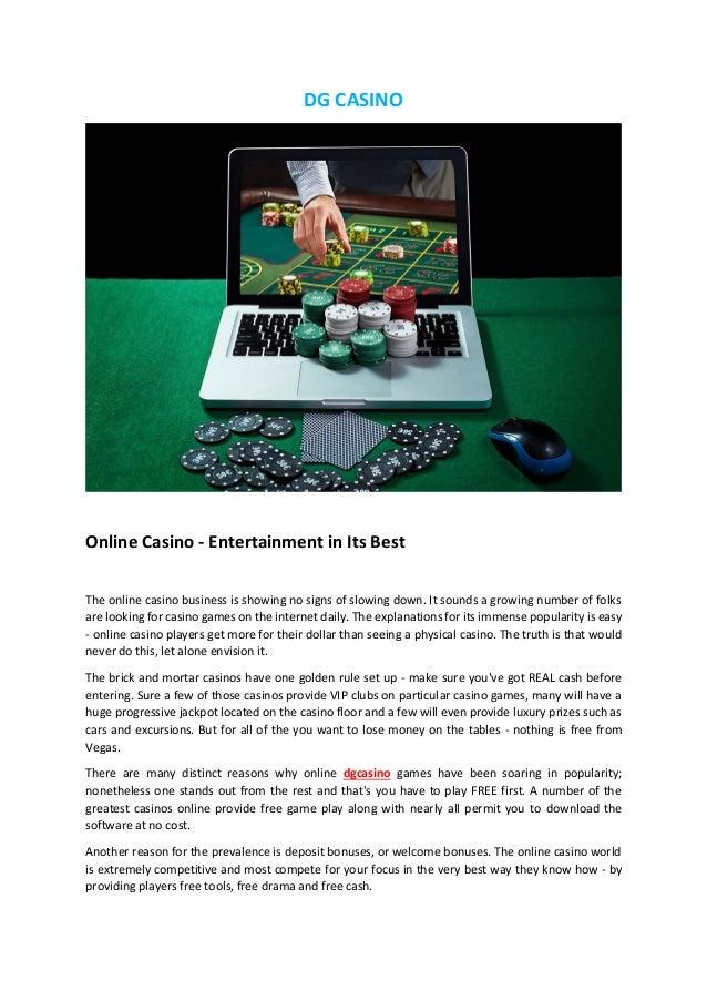 онлайн казино номер один в мире