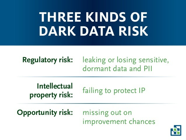 Learn What's Lurking in the Dark (Data)