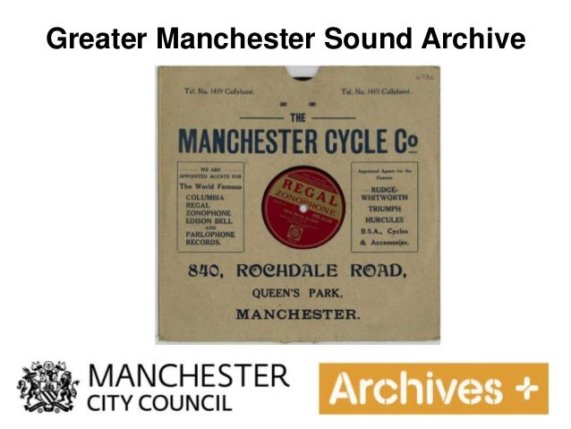 Greater Manchester Sound Archive