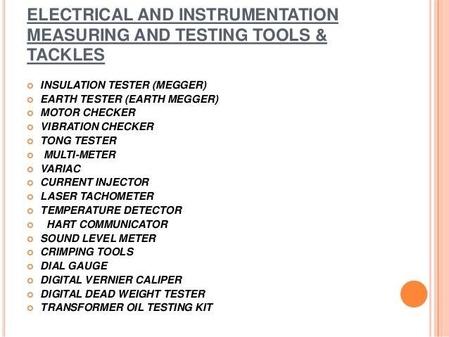 Industrial Equipments - Maintenance  U0026 Operation Training