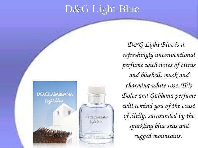 D&g perfume Slide 2