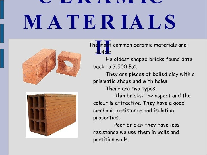 Building materials - Most frequent fence materials ...