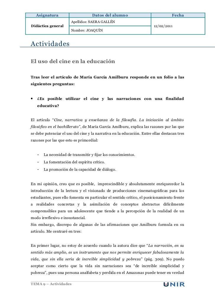 Asignatura                      Datos del alumno                               Fecha                        Apellidos: SAE...