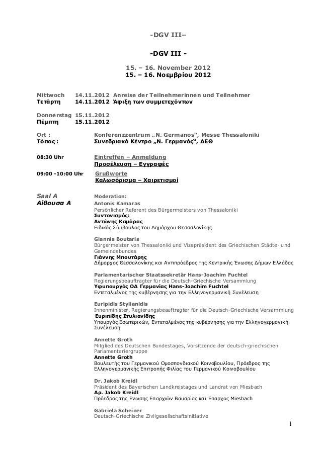 -DGV III–                                          -DGV III -                                15. – 16. November 2012      ...